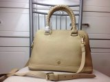 Mulberry Medium Pembridge Double Handle Bag in Cream
