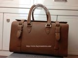 2014 F/W Mulberry Somerton Holdall Oak Smooth Saddle