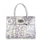 Mulberry Bayswater Patent Coral White