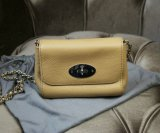2015 Mulberry Mini Lily Shoulder Bag Small Classic Grain