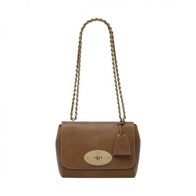 Mulberry Lily Oak Natural Leather With Brass