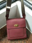 2018 Mulberry New Antony Messenger Bag Oxblood Small Classic Grain Leather