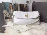 2015 S/S Mulberry Tessie Shoulder Bag in Cream Soft Grain Leather