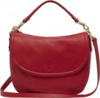 Mulberry Effie Spongy Pebbled Leather Satchel