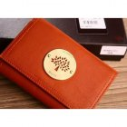 Mulberry Natural Soft Leather Wallet Oak 8463-571