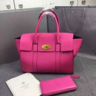 2016 Latest Mulberry New Bayswater Bag in Candy Natural Grain Leather