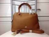 Mulberry Medium Pembridge Double Handle Bag in Tan