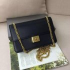 2016 Latest Mulberry Cheyne Clutch Black Smooth Calf Leather