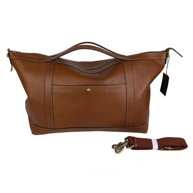 2015 Cheap Mulberry Mens Multitasker Holdall Camel Leather