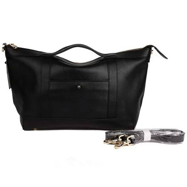 2015 Cheap Mulberry Small Multitasker Holdall Black Leather