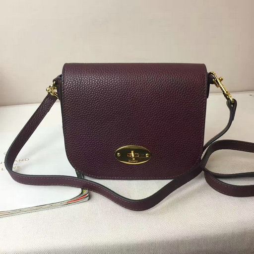 ca9007b50f35 2017 S S Mulberry Small Darley Satchel in Oxblood Small Classic Grain  Leather