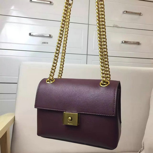 2017 S S Mulberry Mini Cheyne Bag in Oxblood Smooth Calf Leather larger  image 11f2cd103dab8