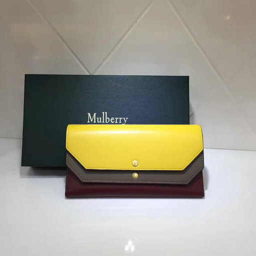 ... reduced 2017 cheap mulberry multiflap wallet sunflowerclay crimson  smooth calf e2043 daad2 386c94324b4e3