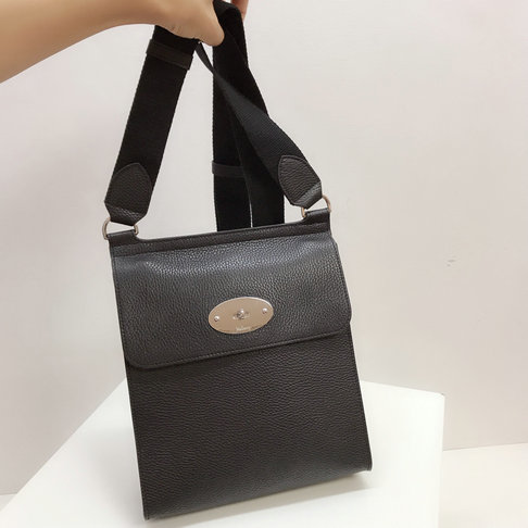 2019 Mulberry New Antony Small Classic Grain Leather