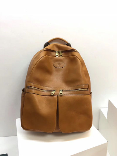Classic Mulberry Henry Backpack in Oak Leather