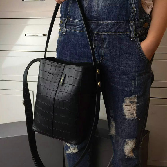 ... get 2016 latest mulberry small kite tote in black croc leather 201624  176.00 mulberry bags 2016 06b42b80a48d6
