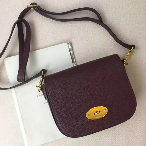 53cbf3b6d730 2017 S S Mulberry Small Darley Satchel in Oxblood Small Classic ...