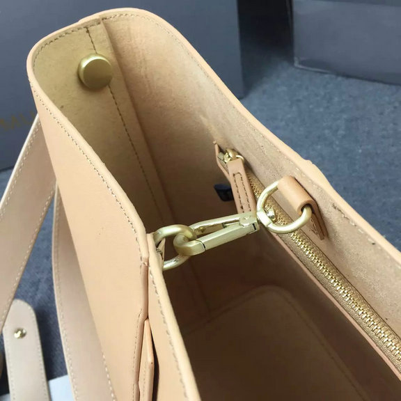 45ab7013fd92b 2016 Latest Mulberry Small Kite Tote in Nude   Buttercream Flat Calf ...