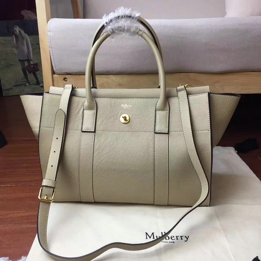 727038c1e9 ... clearance 2017 cheap mulberry bayswater with strap dune small classic  grain 89a81 24bd2
