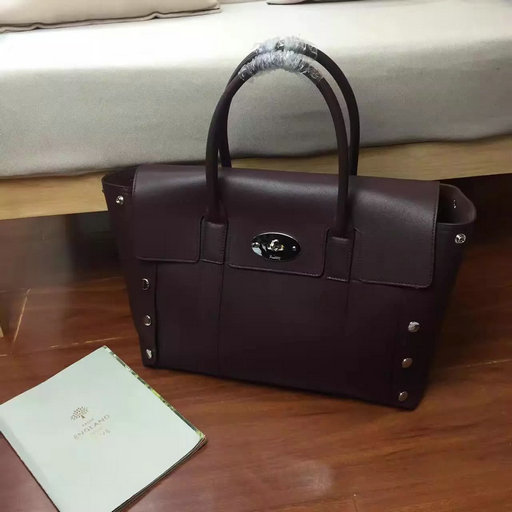 2180807acf clearance mulberry small new bayswater in oxblood natural grain leather  sold a0e02 faa40; czech 2016 latest mulberry new bayswater tote oxblood  smooth calf ...