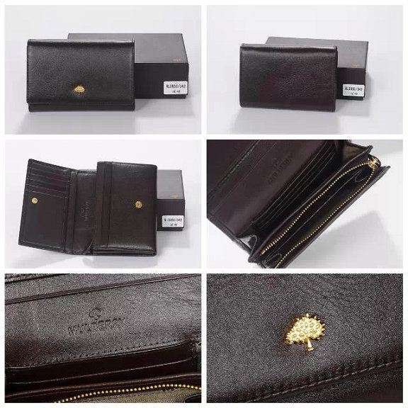 296600a8dece ... canada tree french purse is a timeless piece of classic mulberry  leather craft. details 14x9